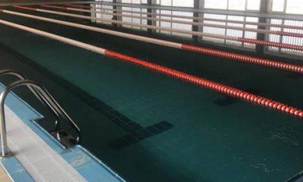 Diputación destinará 300.000 euros en 2019 para finalizar la piscina climatizada de Moraleja