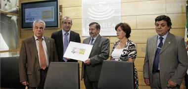 La ONCE conmemorará el XXV aniversario del Estatuto extremeño con la edición de 11.800.000 cupones