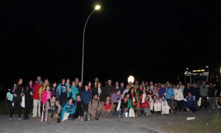 Moraleja inaugura las VII Jornadas Ornitóligas con éxtio de participación en su ruta senderista