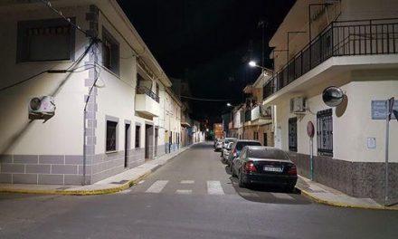 Moraleja prevé que la iluminación LED llegue al 80-85 por ciento del municipio en 2019