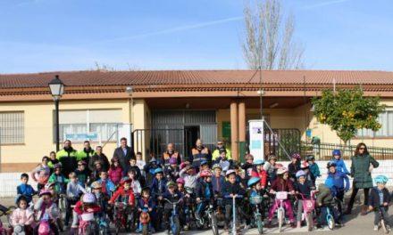 Un total de 210 alumnos de Coria participa en el Programa de Educación Vial impartido por Policía Local