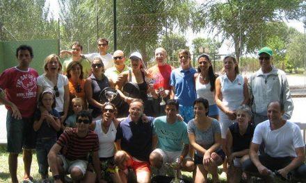 Un total de 28 parejas de Coria, Plasencia y Cáceres participan en el XVI Torneo de Padel San Juan 2008