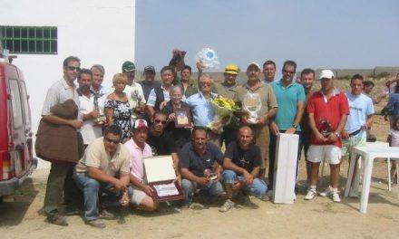 La Asociación de Cazadores El Pino de Aliseda dedica un homenaje a uno de sus socios fallecidos hace un año
