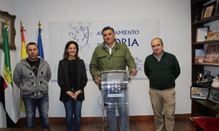 Coria crea una línea de ayudas dotada con 40.000 euros para la creación o consolidación de empresas