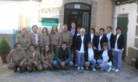 El taller de empleo de Casas del Monte se cierra en agosto con la formación de 15 alumnos desempleados