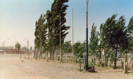 El norte de Cáceres y los valles del Tajo y el Alagón estarán en alerta este viernes por fuertes vientos