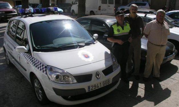 La Policía de Coria dispone desde hoy de un nuevo vehículo que ha tenido un coste de 24.000 euros