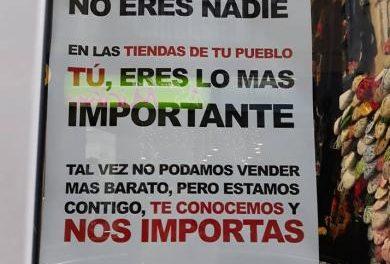 El comercio local de Moraleja inicia una campaña para fomentar las compras en la localidad