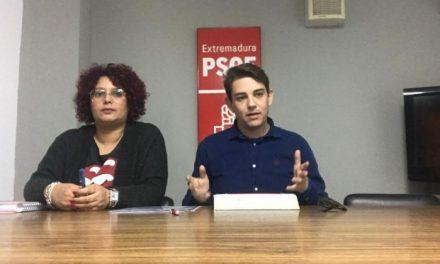 """El Partido Socialista de Coria define el año 2018 como """"nefasto"""" para la ciudad por la pérdida de población"""