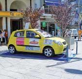 El Centro Comercial Abierto de Villanueva de la Serena promociona las ventas con el sorteo de un coche