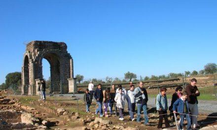 La Junta destaca el récords de llegada de turistas a Extremadura por tercer año consecutivo