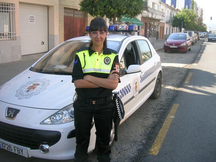 Moraleja incorpora dos nuevos agentes, entre ellos la primera mujer, a la plantilla de la Policía Local