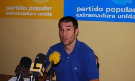 El PP de Trujillo critica la gestión del ayuntamiento en materia deportiva y piden mejoras en las instalaciones