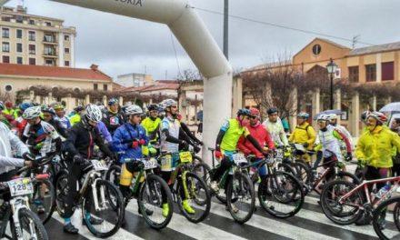"""Cerca de 300 ciclistas participarán este domingo en la Marcha BTT """"Medina Cauria"""""""
