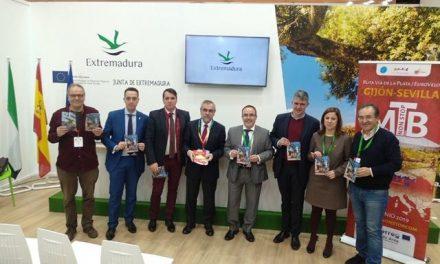 Extremadura expone en Fitur su estrategia en cicloturismo para ser una referencia en Europa