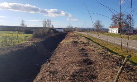 El Ayuntamiento de Moraleja acomete trabajos para mejorar la accesibilidad de caminos y aceras