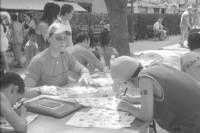 El Departamento del Área de Juventud de Cruz Roja de Almendralejo imparte varios talleres para los pequeños