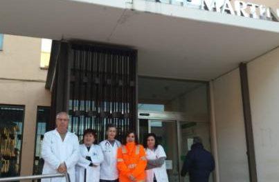 Centros de salud del Alagón y la Sierra de Gata se suman al parón para pedir una mejora de las condiciones laborales