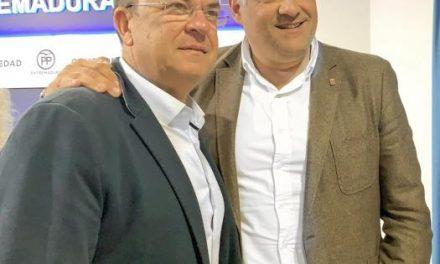 Ballestero renovará su candidatura a la alcaldía de Coria en las próximas elecciones municipales