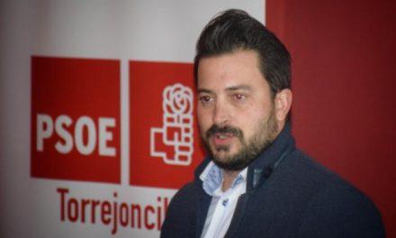 El concejal Ricardo Rodrigo encabeza la lista del PSOE de Torrejoncillo en las próximas elecciones