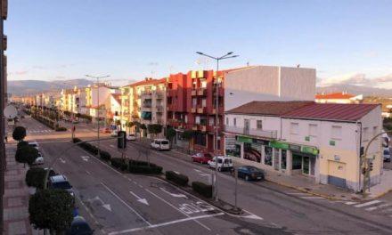 Salen a licitación las obras de rehabilitación de la travesía EX-109 de Moraleja por cerca de 900.000 euros