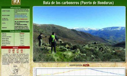 El Puerto de Honduras es el escenario de la ruta que celebrará el área de Deportes de Coria este domingo