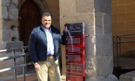 Coria cambiará los paneles informativos sobre San Juan al detectarse errores de traducción
