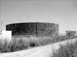 Los nuevos depósitos de agua en Almendralejo se construirán a mediados de agosto tras la feria