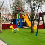 El consistorio de Moraleja invierte cerca de 180.000 euros en la mejora de los parques infantiles