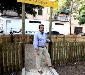 El Ayuntamiento de Badajoz vallará los parques infantiles de la ciudad para evitar que puedan entrar perros