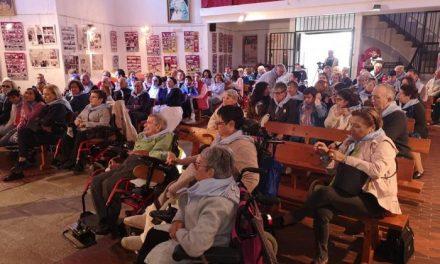 Cerca de una decena de asociaciones de personas con discapacidad participa en la I Convivencia de Coria