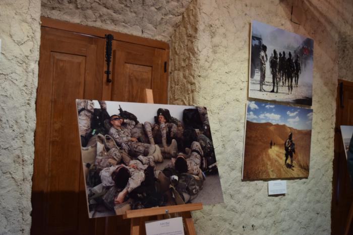 """""""Misión Afganistán"""" acercará a los moralejanos la labor de las tropas españolas en este país a través de fotografías"""
