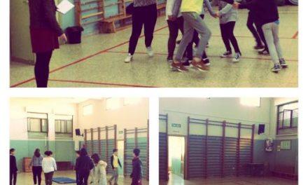 EL IES Alagón de Coria se une a la Semana de la Felicidad con diversos talleres para sus alumnos