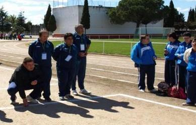Unos 250 deportistas se darán cita el día 27 en Coria para participar en la fase eliminatoria de los JEDES