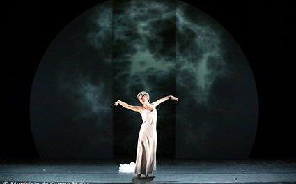 Violeta, la obra teatral que lucha por la libertad, llegará este viernes a la Casa de Cultura de Moraleja