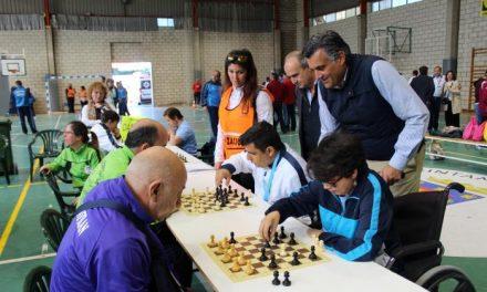 Más de 300 deportistas se dan cita en Coria para participar en la fase eliminatoria de los JEDES