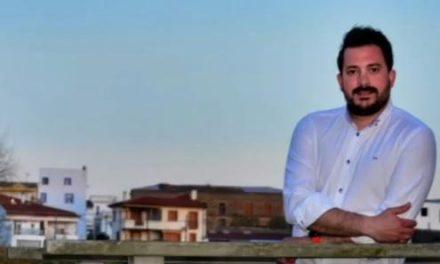 El candidato del PSOE a la alcaldía de Torrejoncillo presentará este sábado su candidatura oficialmente