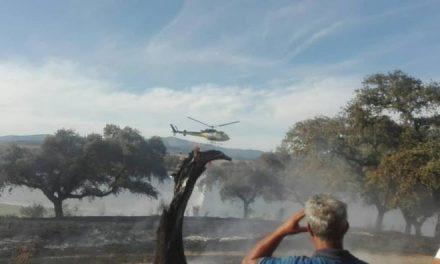 La Junta de Extremadura prolonga la época de incendio medio en la Sierra de Gata hasta el 7 de abril
