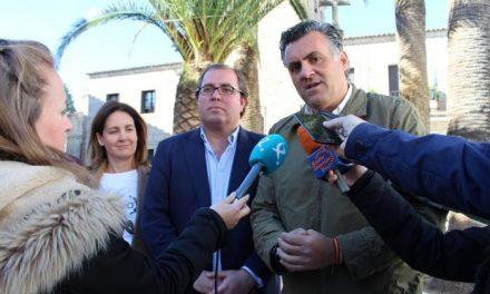 Ballestero insta a los candidatos al Congreso y el Senado a que tengan presente a la ciudad de Coria