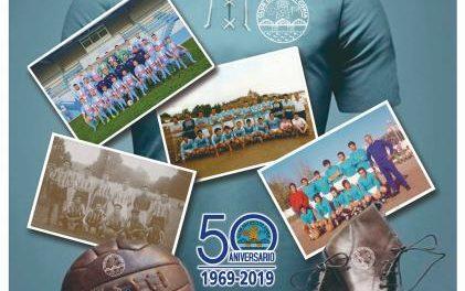 La Junta Directiva del CD Coria homenajeará a todos los jugadores que han llevado la camiseta del club celeste