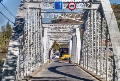 El Puente de Hierro de la ciudad Coria contará con una instalación de iluminación artística