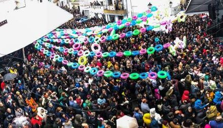 El Festivalino de Pescueza reúne a un total de 10.000 personas a lo largo de todo el fin de semana