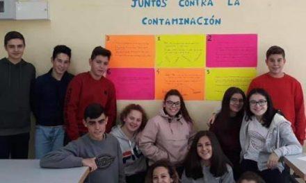 El IES Jálama y el Ayuntamiento de Moraleja se unen para luchar contra la contaminación