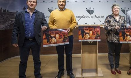 La Pasión de Torrecilla de los Ángeles quiere conseguir la declaración de Fiesta de Interés Turístico Regional