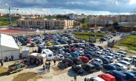 La XI Feria del Vehículo de Ocasión de la ciudad de Coria cierra con la venta de 25 automóviles