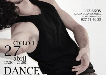El Espacio para la Creación Joven apuesta por los Ciclos de Danza con motivo del Día Internacional