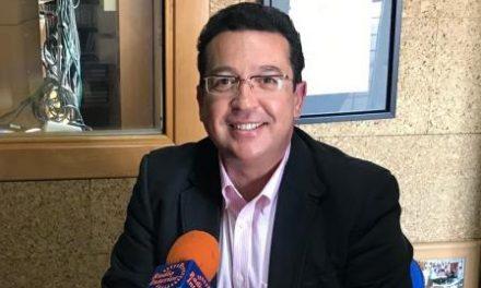 """Fernando Manzano está convencido de que """"Alicia Clemente será la próxima alcaldesa de Moraleja"""""""