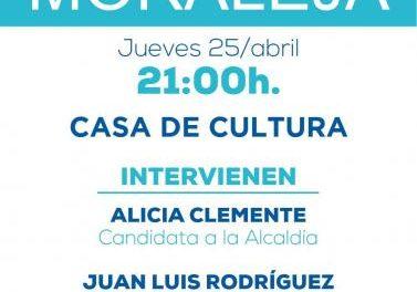 Alberto Casero participará este jueves en un acto público del Partido Popular en Moraleja