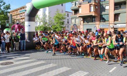 """La XI edición de la Media Maratón """"Ciudad de Coria"""" cuenta con la participación de 150 corredores"""