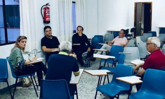 Alicia Clemente candidata a la alcaldía de Moraleja por el PP escucha a los vecinos para crear su programa electoral